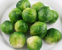 Golden Crusted Brussel Sprouts | Vegetable/Sides | Pinterest