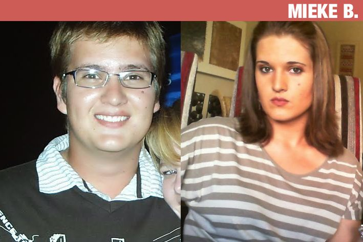 Mtf Hrt Before and After
