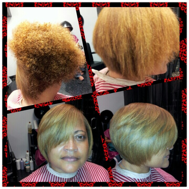 Silk Press Natural Hair Damage