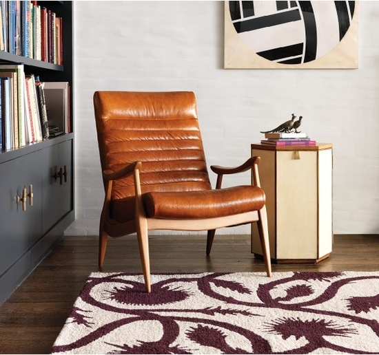 hans chair by dwell studio be furnished pinterest