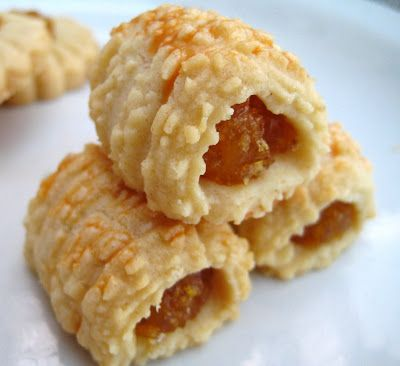 Kuih Nastar (Rolled Pineapple Jam Tarts | 1 Recipes from Different Cu ...