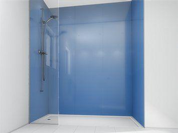 Mermaid Shower Panels Upstairs Bathroom Pinterest