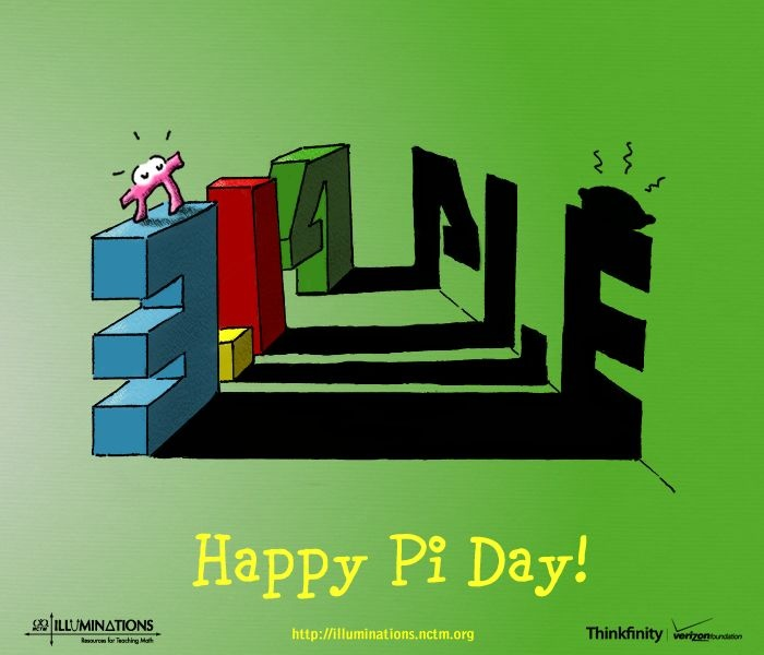 Pi in the Sky! Happy Pi Day! | School- Math | Pinterest