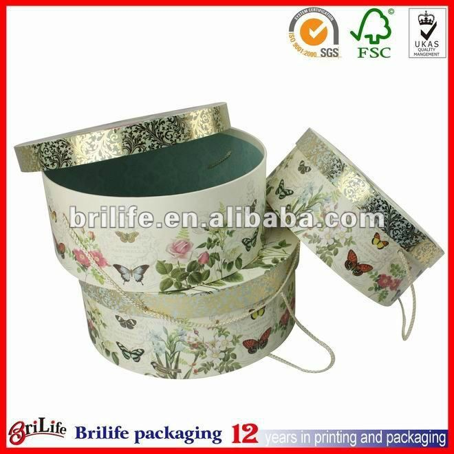 Decorative Boxes In Bulk : Wholesale decorative hat boxes buy