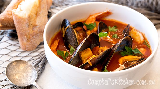 Bouillabaisse andy food pinterest for Andy s chinese cuisine