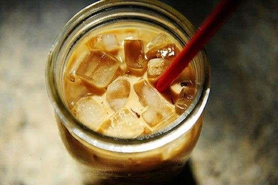THE PERFECT ICED COFFEE TO MAKE AT HOME! | adult beverages | Pinterest