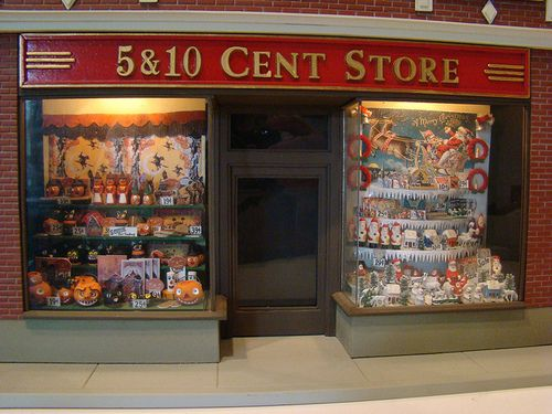 5 10 cent store whimsical pinterest