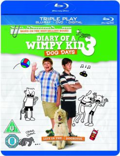 Diary Of A Wimpy Kid Dog Days Full Movie Free