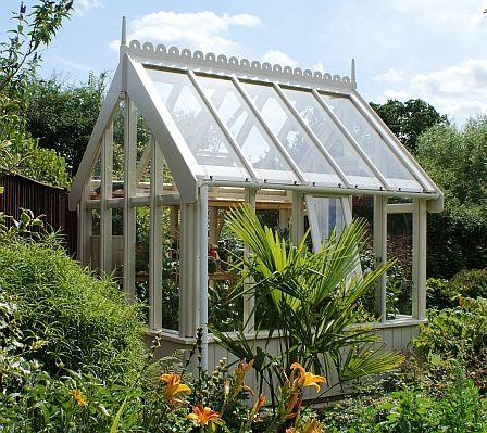 Chelsea Flower Show Victorian Greenhouse Solariums