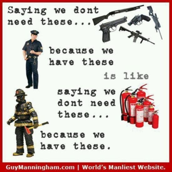 anti gun control argument Watch video  shootings in the us are too often met with arguments for why we can't do anything about gun control.