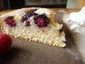 Vegan Buttermilk Cake with Blackberries | Vegan Desserts | Pinterest