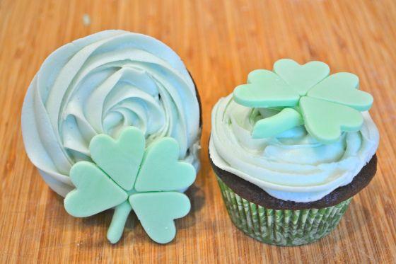Mint Chocolate Cupcakes | Dairy-Free: Sweet Dreams | Pinterest