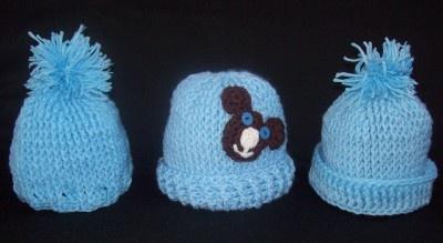 Cats-Rockin-Crochet Fibre Artist. | Hats for kids ~ Crocheted | Pinte ...