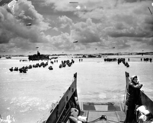 images of d day landings