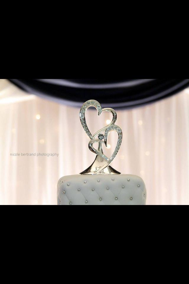 Double Hearts Wedding Theme