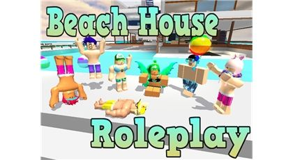 Roblox Beach House Roleplay