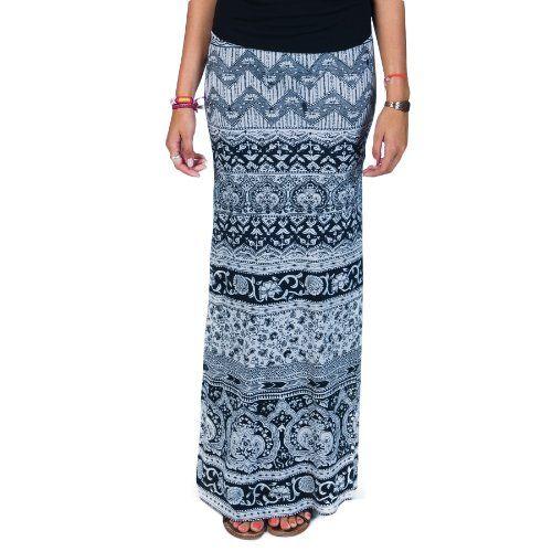 BESTSELLER! Billabong Womens Clothing For The Luv Maxi Skirt $43.95
