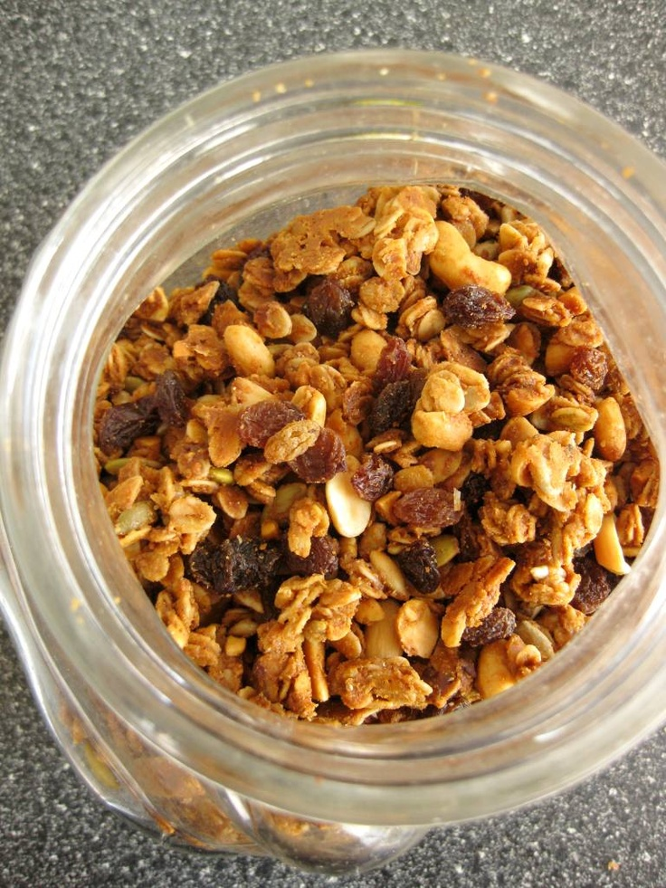 Peanut Butter Granola | Granola, Lara, Protein Bars & Balls | Pintere ...