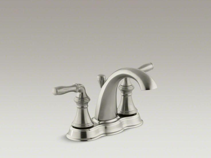Kohler Devonshire Bathroom Faucet For the Home Pinterest