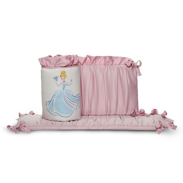 Disney baby cinderella crib bumper disney babies quot r quot us 70