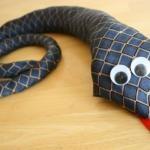Craft a Snake Tie
