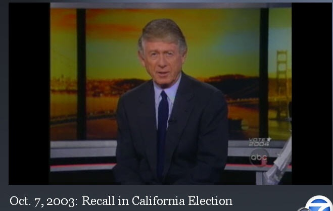 the recall election in california essay A2 g&p propositions, referendums, recall  legislature to do so in states like california, laws can be proposed directly by the people, as can constitutional.