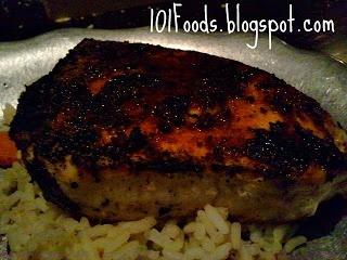 Blackened Swordfish | - Fish Food | Pinterest