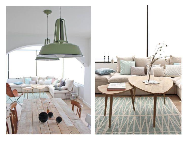 table basse | Deco salon séjour living room | Pinterest