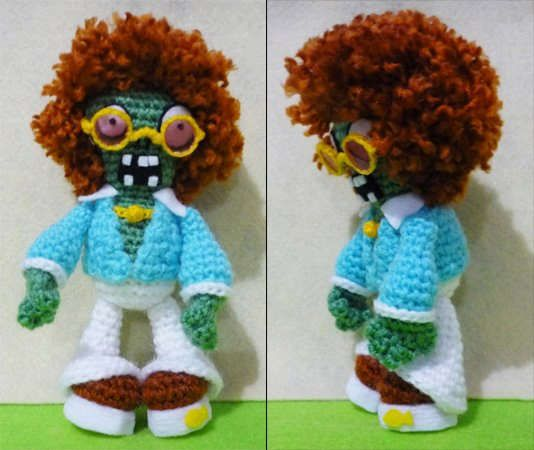 Crocheting Games : Crocheted Video Game Characters - These Critters are Great for Those ...