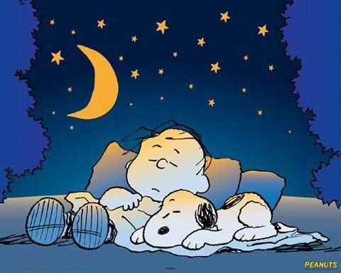 Linus & #snoopy