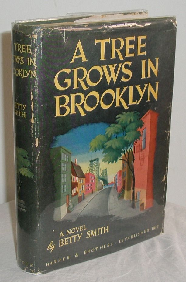 a tree grows in brooklyn thesis statement Although she immediately followed this statement with a qualification, her initial instinct was probably correct: although she wrote three other novels, none was as powerful as a tree grows in brooklyn.