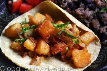 Costa Rican Potatoes (Gallitos de Papa) | Recipe