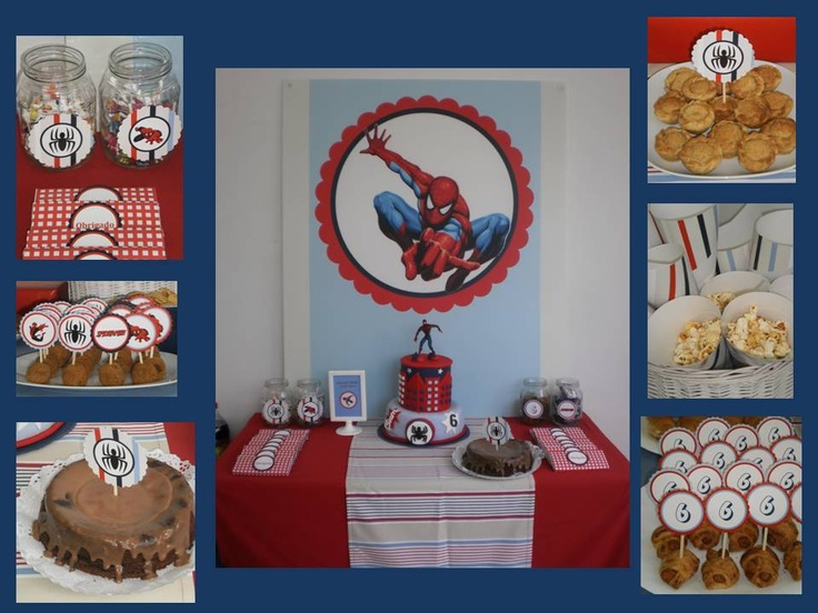 Spiderman Party II