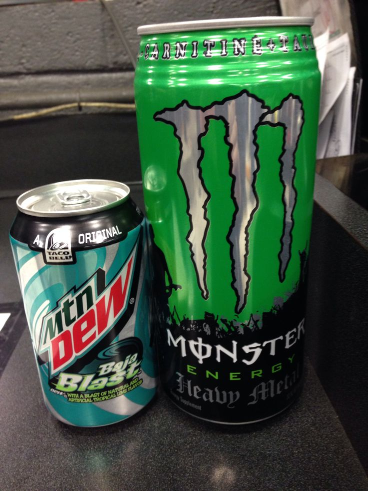 Dew Mountain Monster