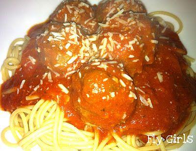 Slow Cooker Florentine Turkey Meatballs | Recipes | Pinterest