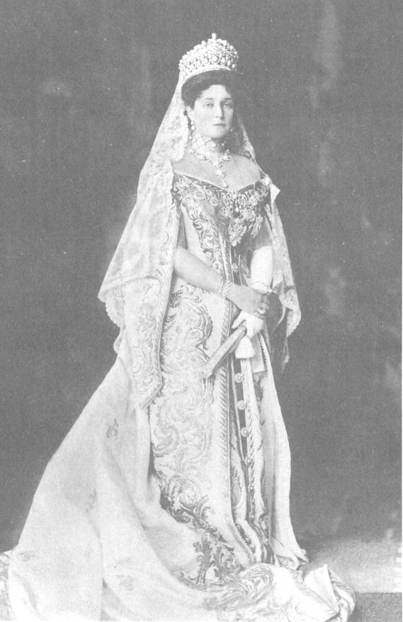 Empress Alexandra Romanov | History | Pinterest