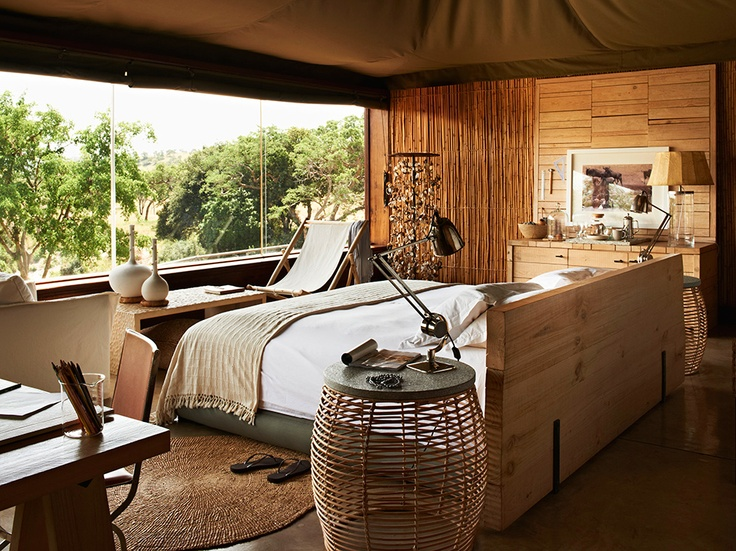 Hotel Singita Grumeti Reserves in Tanzania (part 2)