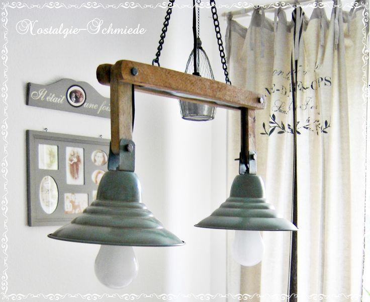 wundersch ne lampe im vintage style deko objekte pinterest. Black Bedroom Furniture Sets. Home Design Ideas