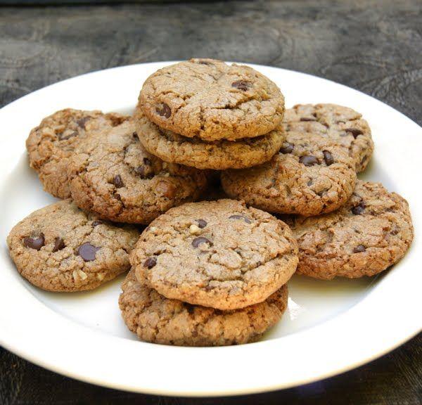 "Neiman Marcus"" Chocolate Chip Cookies | Flamingo Musings"