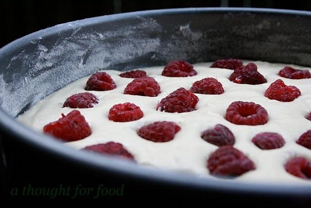 Raspberry buttermilk cake. | Homemade Deliciousness | Pinterest