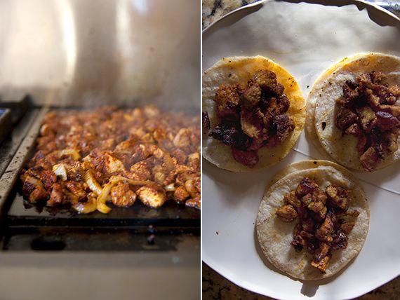 al-pastor-meat | Comida Mexicana | Pinterest