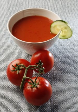 Grilled Gazpacho   Food for Thought   Pinterest