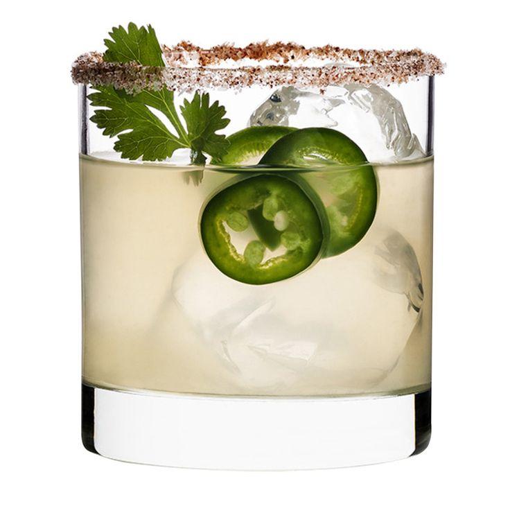 spicy margarita | Drink | Pinterest