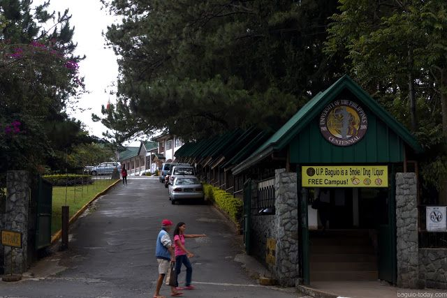 baguio city philippines today university of the philippines   baguio