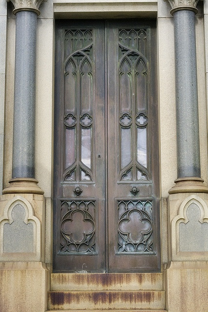 Gothic Tomb Doors Architecture In All Its Details Pinterest