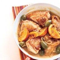 Grilled Citrus Chicken Breasts - Bon Appétit