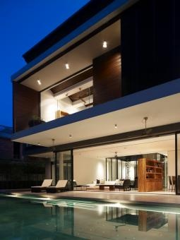 72 Sentosa Cove by ONG-ONG  #architecture #building #house #home #residence #modern