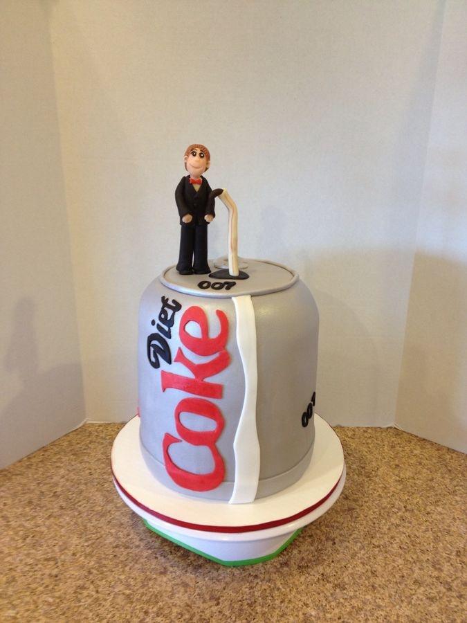 Diet Coke cake!! | Takes the Cake | Pinterest