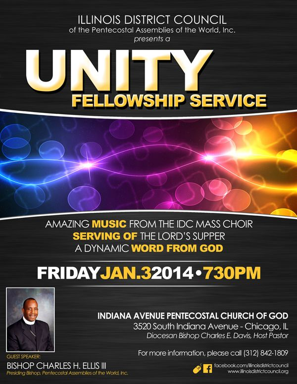 unity pentecostal church of god - miami