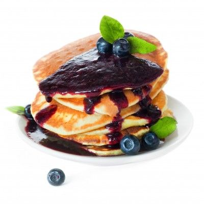 Maple Blueberry Syrup | Healthy | Pinterest